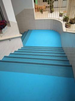 塑胶楼梯 (2)