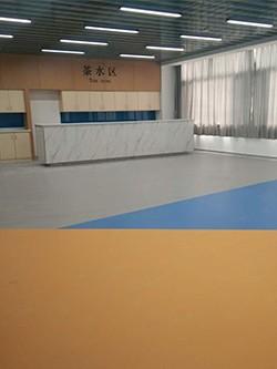 宝丽龙纯色地板