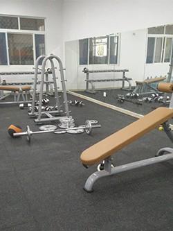 健身房重量区